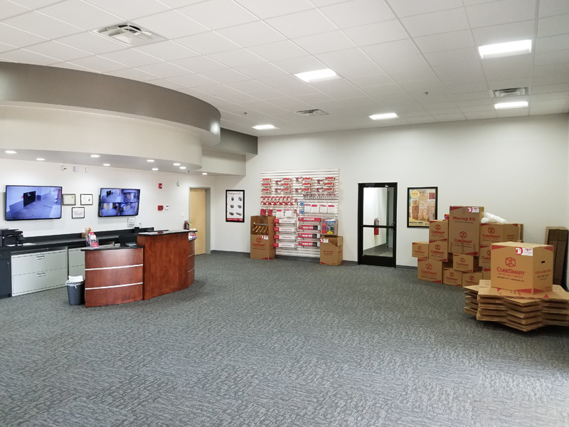 With Multiple Locations Throughout The US, Cubesmart Needed An LED Lighting  Company That Could Keep Up With A Demanding Schedule.