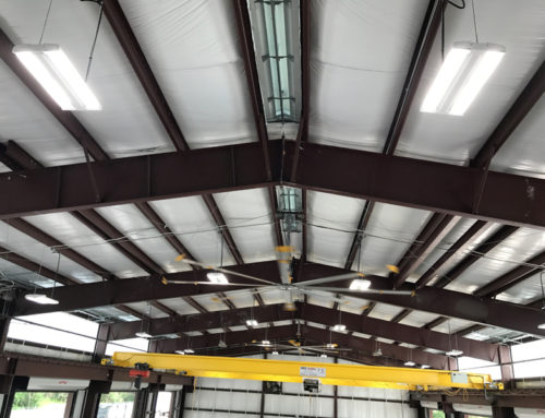 Diesel Specialists Warehouse LED Conversion