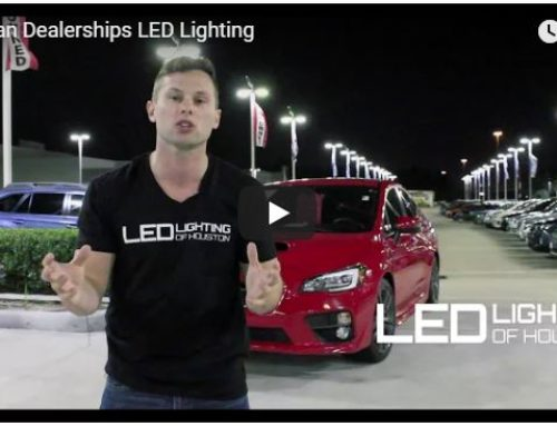 Gillman Dealerships LED Lighting