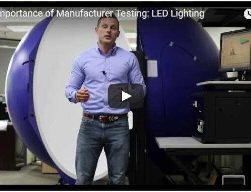 The Importance of Manufacturer Testing: LED Lighting