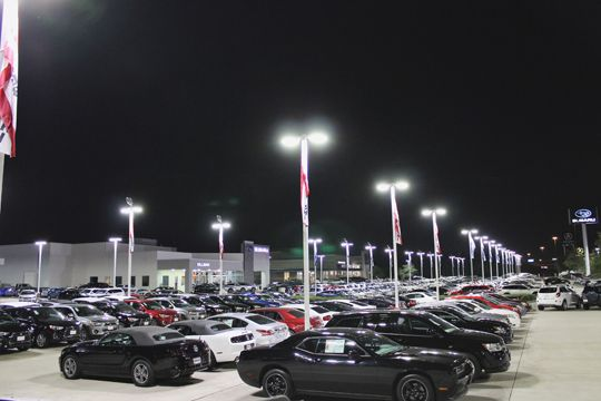 Houston Led Lighting Commercial Led Lighting Company