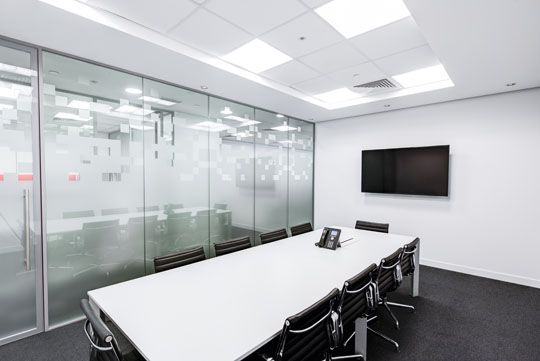 Commercial Interior LED - Conference Room